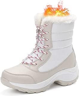 Best womens sneaker winter boots Reviews