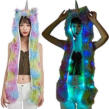unicorn spirit hood