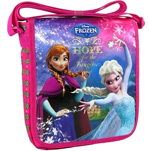 Disney Frozen Die Eiskönigin Schultertasche Kindergarten Tasche Umhängetasche