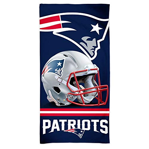 Wincraft NFL New England Patriots 3D Strandtuch 150x75cm