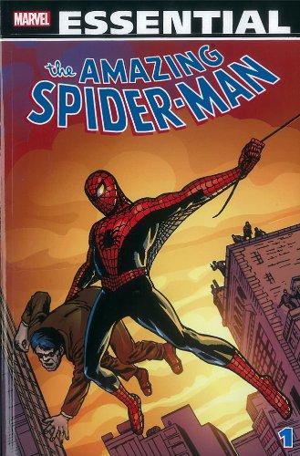 Essential Spider-Man - Volume 1 (Essential Amazing Spider-man, Band 1)