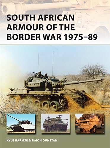 South African Armour of the Border War 1975–89 (New Vanguard, Band 243)