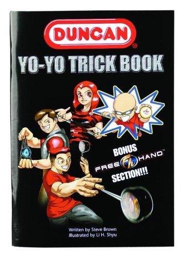 Duncan Toys Yo-Yo Trick Book - 60 Tricks, Step by Step Yo-Yo Instructional by Yo-Yo Master Steve Brown