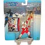 Starting Lineup 1999-2000 Hockey Action Figure - Nicklas Lidstrom (Detroit Redwings)