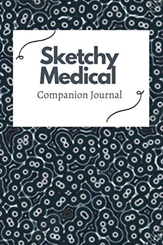 Sketchy Medical: Companion Journal: Sketchy Micro/Sketchy Pharm Sketchbook and Notebook