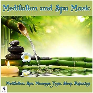Meditation and Spa Music