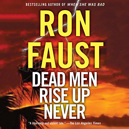 Dead Men Rise up Never audiobook cover art