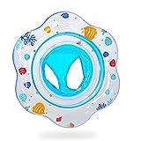 TIANTIAN Bouée de natation gonflable pour bébé - Pour enfants de 3 à 72 mois