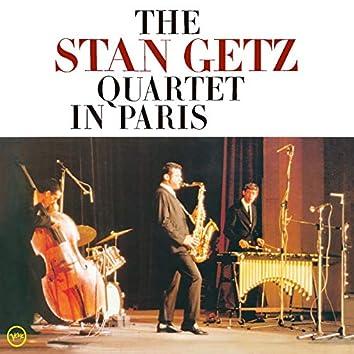 The Stan Getz Quartet In Paris (Live At Salle Pleyel, Paris, France, 1966)