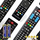 Ok. - Mando A Distancia TELEVISIÓN Ok - Mando TELEVISOR Ok Mando A Distancia para Ok - Compatible Todas Las Funciones Ok