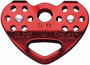 PETZL - Tandem, Double Pulley for Travel Along Ropes