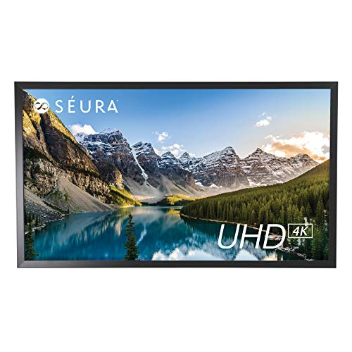 Review Séura Ultra Bright 55-inch Weatherproof 4K Ultra HD Outdoor TV