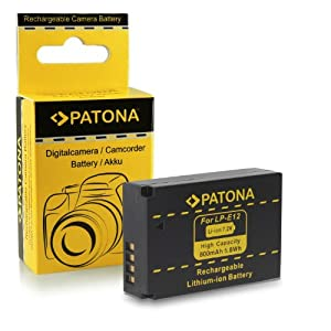 Batería LP-E12 para Canon EOS 100D | EOS M | EOS Rebel SL1