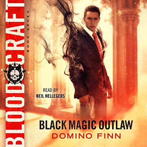 Blood Craft Audiobook By Domino Finn cover art