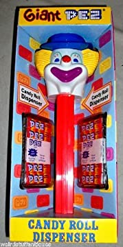 World's Largest PEZ Dispenser