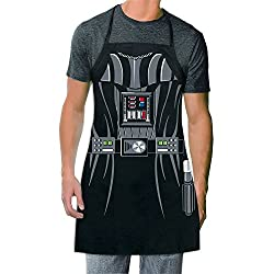 Darth vader apron - gifts for star wars fans