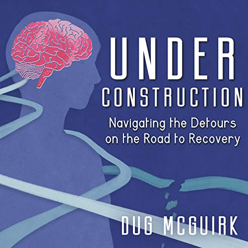 Under Construction audiobook cover art