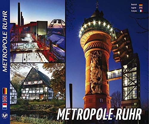 RUHRGEBIET - Metropole Ruhr - Texte in D/E/F
