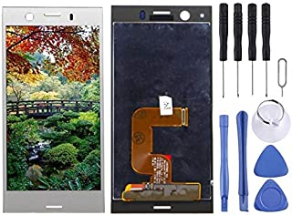 CHENCHUAN LCD Screen LCD Screen and Digitizer Full Assembly for Sony Xperia XZ1 Compact (Black) Display Replacement for So...