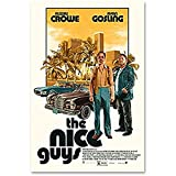 TOTONUT Film Poster Das Nizza Jungs Poster Dekorative