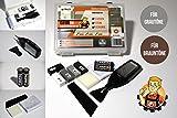 Fliesen Reparaturset CLEVERFIX Brauntöne für Fliesen, Kacheln, Steingut, Keramik etc.