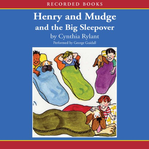 Henry and Mudge and the Big Sleepover cover art