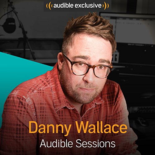 Danny Wallace audiobook cover art