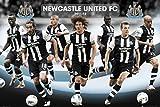 1art1 Fußball - FC Newcastle United, Spieler 11/12 Poster