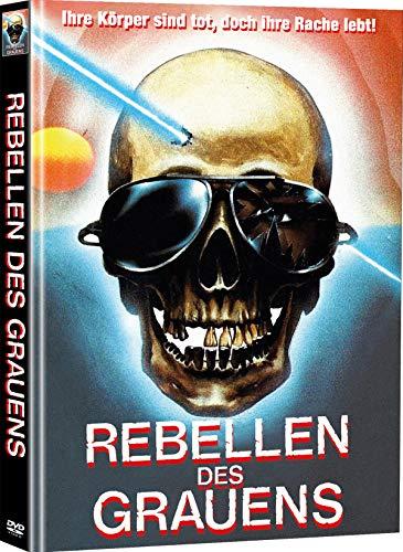 Rebellen des Grauens - Mediabook - Cover D - Limited Edition auf 66 Stück (+ Bonus-DVD mit weiterem Zombiefilm)