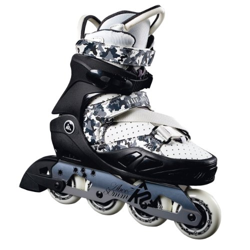 K2 Patines Freeskate The Don blanco/negro 43.5