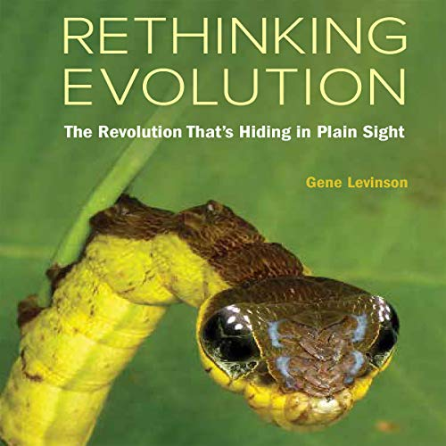 Couverture de Rethinking Evolution