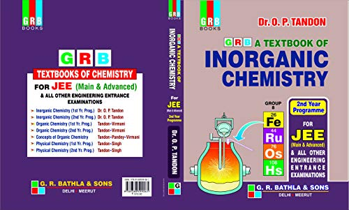 GRB A Textbook Of In-Organic Chemistry