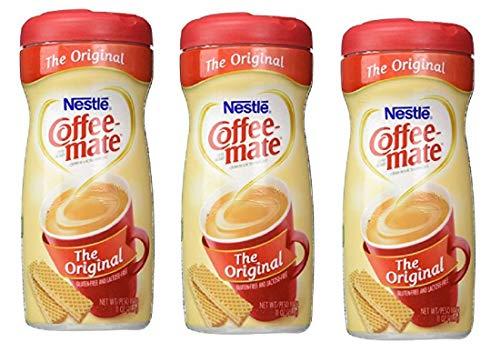 Coffee Mate Powdered Creamer 11 OZ, Original (Pack of 3)