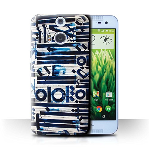 Stuff4®®®®®®®®®®®®®®®®® Phone Case/Cover/Skin/HTC-CC/Urban Street Art Collection HTC Butterfly 2 Berichten:
