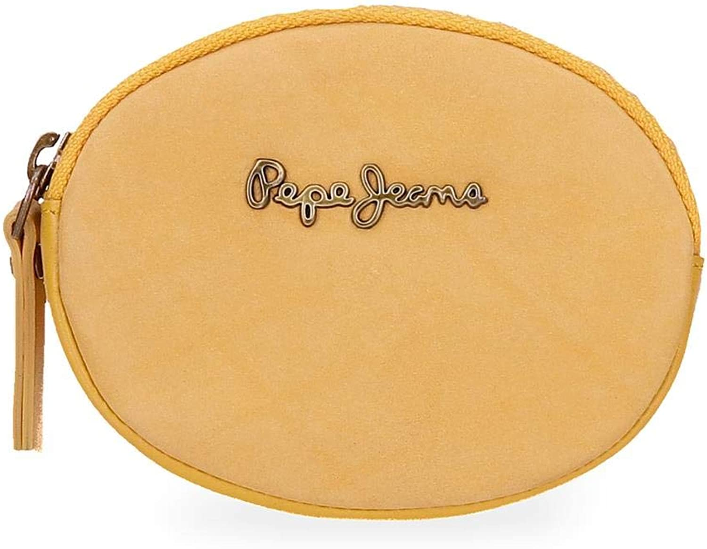 Pepe Jeans Double Geldbörse 10 10 10 cm, gelb (Gelb) - 7630164 B07NCP4SB5 d18c6d