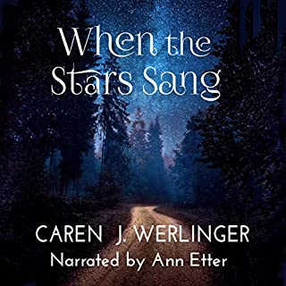 When the Stars Sang audiobook cover art