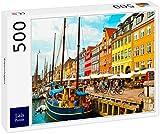 Lais Puzzle Copenhague 500 Piezas
