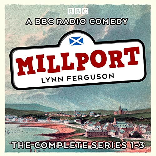 Millport: The Complete Series 1-3 cover art