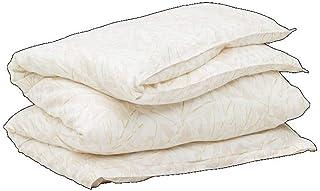 GANT Housse de couette en coton et lin - Couleur : Putty - Dimensions : 240 x 220 + 2 x 80 x 80 cm.
