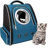 PENCCOR Haustier Hunde Katzen Rucksack Raumkapsel, Tragbar Transportrucksack Transporttasche für...