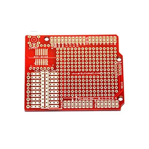 Gikfun prototipo PCB per Arduino UNO R3Mega 12802560P Shield DIY EK7030