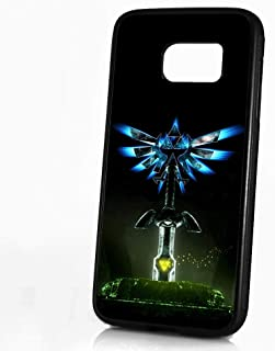(for Samsung Galaxy S8+ / S8 Plus) Durable Protective Soft Back Case Phone Cover - HOT30314 Legend of Zelda