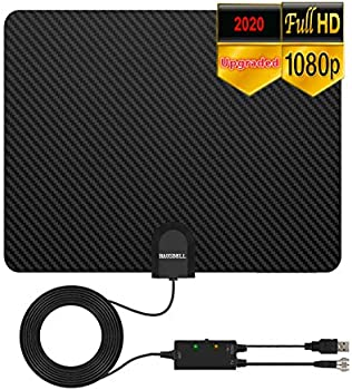 Hausbell 2020 Digital Inbdoor TV Antenna with Amplified 4K HD