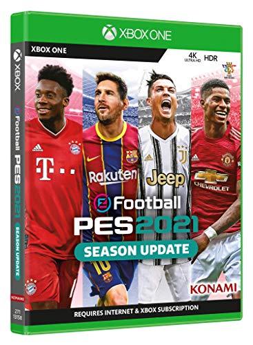 Konami eFootball PES2021 Season Update, Xone