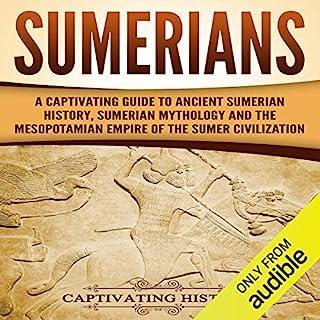 Sumerians audiobook cover art