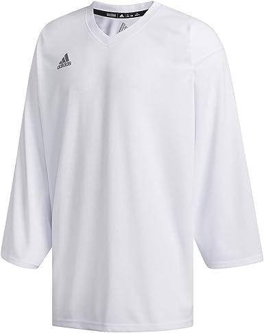 adidas Adispeed Practice Goalie Jersey- Men's Hockey at Amazon ...