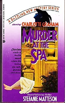 Murder at the Spa 1557734119 Book Cover