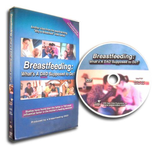 'Breastfeeding: What's A Dad Supposed to Do?' English & Spanish