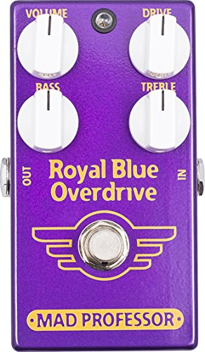 Royal Blue Overdrive