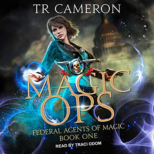Magic Ops cover art